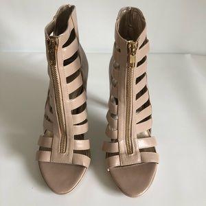 Aldo Strappy Heels Sandles size: 37